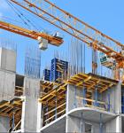 Imagen que representa el proceso de una construcción de un edificio
