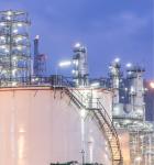 Imagen externa de una empresa petrolera